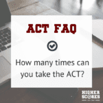 How Many Times Can You Take The ACT?